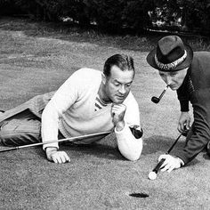 """If you think golf is relaxing, you're not playing it right."" —Bob Hope #golf #quote"