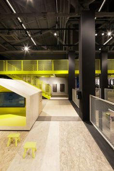 Kids Museum of Glass | Coordination Asia