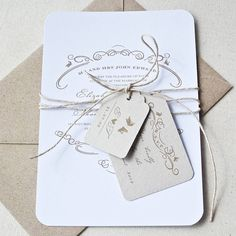 enchantment wedding stationery bundle by paper and inc   notonthehighstreet.com