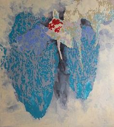 Luminita Mihailicenco: November. Öl auf Leinwand. #startyouart #Malerei #luminitamihailicenco www.startyourart.de