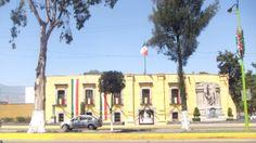 Fachada de la Casa de Morelos en Ecatepec