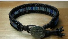 Triple Row Beaded Wrap Bracelet Tutorial