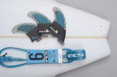 Surfing set. #hawaiisurf #shop #paris #surf #surfing #setup #set #tbt #amazing #fcs #pandasurfboards #surfboards #waves #fins #fcsfins
