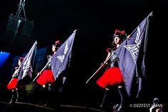 BABYMETAL || Ozzfest Japan 2015
