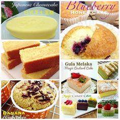 Baking Taitai: Yoga Cotton Cake 瑜伽棉花蛋糕(中英食谱教程)