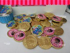 Candy Bar Doctora Juguetes. Golosinas personalizadas, Doctora Juguetes. www.facebook.com/souvenirs.chiru
