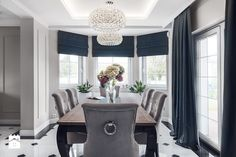 Jadalnia - zdjęcie od GSG STUDIO | interiors & design