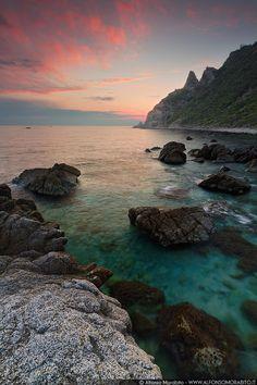 """""""Granitic Cape"""" (Capo Vaticano, Calabria, Italy, province of Vibo Valentia) ~ by Alfonso Murabito on 500px"""