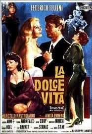 La Dolce Vita posters for sale online. Buy La Dolce Vita movie posters from Movie Poster Shop. We're your movie poster source for new releases and vintage movie posters. Film Movie, Cinema Film, Cinema Posters, Old Movies, Vintage Movies, Great Movies, Classic Movie Posters, Classic Films, Anouk Aimée