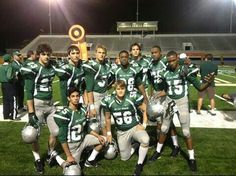 On the set of When the Game Stands Tall