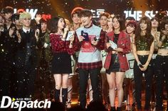 """혜리惠利Hyeri&지연智妍Jiyeon◕‿◕✿SBS MTV """"THE SHOW 시즌4"""" MC"""
