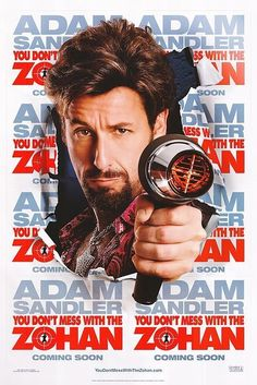 you dont mess with the zohan unrated full movie free