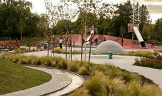 Garden City Play Environment, Richmond, BC  Space 2 Place