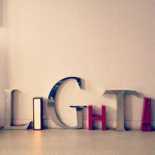 1000 images about lettres lumineuses on pinterest marquee lights sign let - Lettre lumineuse vintage ...