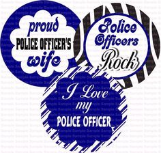 Police Officer Bottle Cap Images 4x6 Bottlecap by designsbyPM