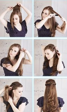 #hairstyle #cute
