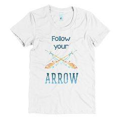Follow Your Arrow Women's short sleeve t-shirt