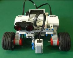 LEGO Mindstorms EV3 Tutorials from DrGraeme.org Some basic lessons for EV3 systems from beginner and up.