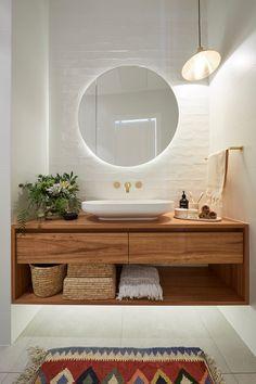 Bathroom Interior Design, Home Interior, Interior Ideas, Interior Modern, Modern Bathroom Design, Interior Livingroom, Scandinavian Bathroom Design Ideas, Modern Design, Ikea Interior