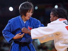 An Kum Ae - Judo - London 2012 - Womens 52kg