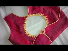 new and easy different model blouse neck designe cutting and stitching a.Hello Viewers Welcome To MMS DESIGNER. This video will show you how to create a beautiful and simple way MMS Latest Blouse Back Neck designs Easy Cutting and. Blouse Designs High Neck, Patch Work Blouse Designs, Pattu Saree Blouse Designs, Simple Blouse Designs, Stylish Blouse Design, Kurti Neck Designs, Latest Blouse Designs, Dress Designs, Sari Blouse