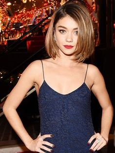 Sarah Hyland's 3 Tricks to Looking Taller (WhoWhatWear.com)