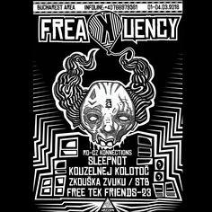 FreaKuency on Behance Behance, Design, Design Comics