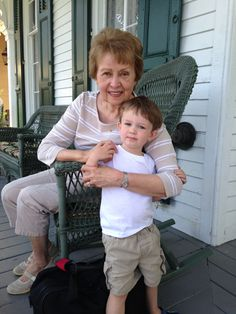 Grandma and Colty