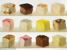 Pillowy puffs: Artisan marshmallows are storming gourmet bakeries across America - and are said to be the next cupcake