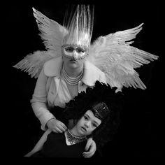 Sister of Mercy https://www.facebook.com/pages/Blackalbino-art/135452993150605?ref=hl
