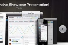 Our new responsive showcase psd presentation slide is a mashup of different hardware screen resolution to help you display your responsive...