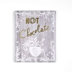 Hot Chocolate Print by Graham & Brown