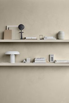 Colour block in beige. Soothing Beige by Jotun Lady. Get the look: beige interio. Colour block in beige. Inspiration Wall, Interior Inspiration, Murs Beiges, Jotun Lady, Executive Office Furniture, Sweet Home, Comfort Gray, Wall Accessories, Scandinavian Furniture