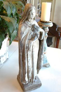 St. Therese of the Child Jesus.
