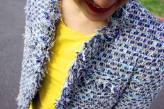 tweed chanel