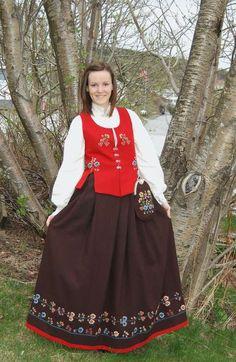 Hamarøybunad Victorian, Dresses, Style, Fashion, Gowns, Moda, La Mode, Dress, Fasion