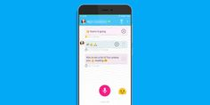 Google employees built a messaging app without a keyboard fo