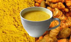 Reduce the inflammation with the powerful Turmeric tea. Different ways to make turmeric tea.
