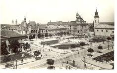 Szent Lászlo, azi Piata Unirii My Town, Louvre, Building, Travel, Viajes, Buildings, Destinations, Traveling, Trips