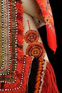 Macedonian Textiles- Young Brides, Old Treasures | Macedonian Dress | Museum of International Folk Art