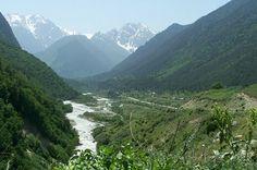 caucasian mountains | Noordsestern: North Ossetia - Caucasus Mountains
