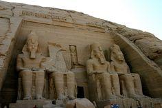El Templo de Abu Simbel