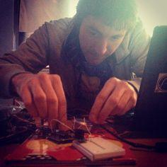arduino workshop #klub #klubkosice #arduino #diy #workshop by jan.galik