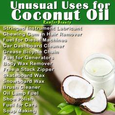 #CoconutOil