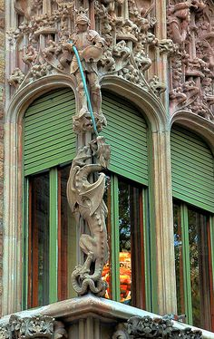 St George and the Dragon | Barcelona