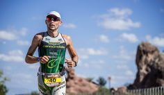 Ironman Arizona winner Victor del Corral