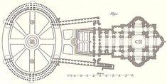 Basílica de San Pedro en el Vaticano, Proyecto de Carlo Maderno (Carlo Maderno, 1626)