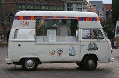 VW Ice Cream Van by Andy Field (Field Office), via Flickr