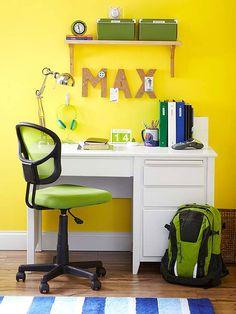 Homework desks
