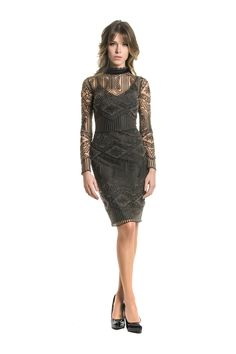 Frida dress by AnaMaria Couture